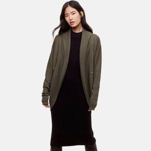 Aritzia Wilfred Diderot Cardigan Size XS